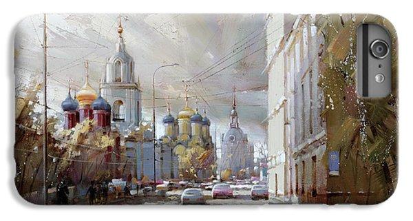 Moscow. Varvarka Street. IPhone 7 Plus Case by Ramil Gappasov