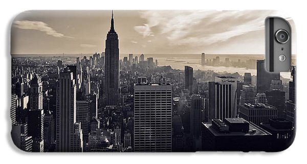 New York IPhone 7 Plus Case by Dave Bowman