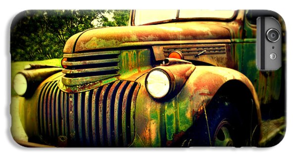 Old Flatbed 2 IPhone 7 Plus Case by Perry Webster