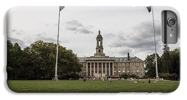 Old Main Penn State Wide Shot  IPhone 7 Plus Case by John McGraw