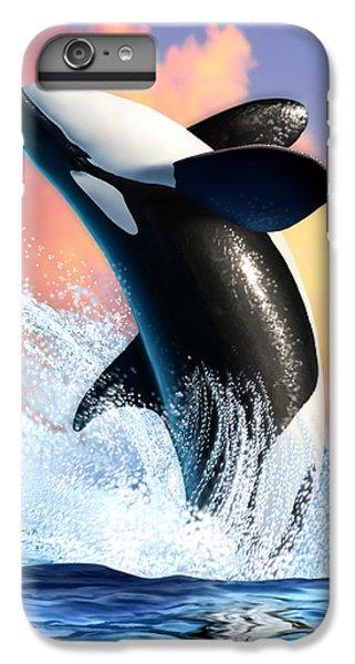 Orca 1 IPhone 7 Plus Case by Jerry LoFaro