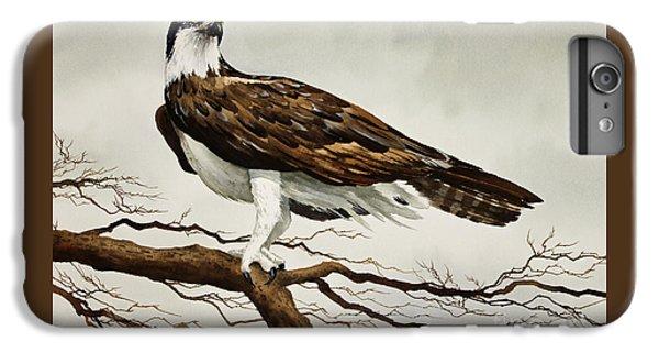 Osprey Sea Hawk IPhone 7 Plus Case by James Williamson