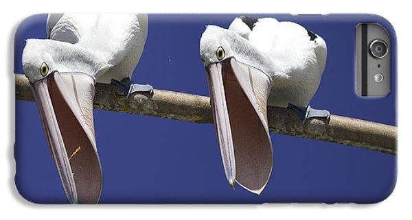 Pelican Burp IPhone 7 Plus Case by Avalon Fine Art Photography