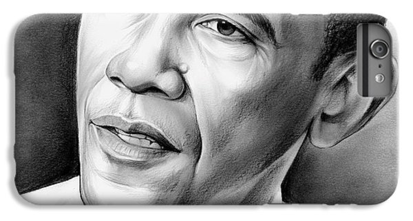 President Barack Obama IPhone 7 Plus Case by Greg Joens