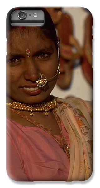 IPhone 7 Plus Case featuring the photograph Rajasthan by Travel Pics