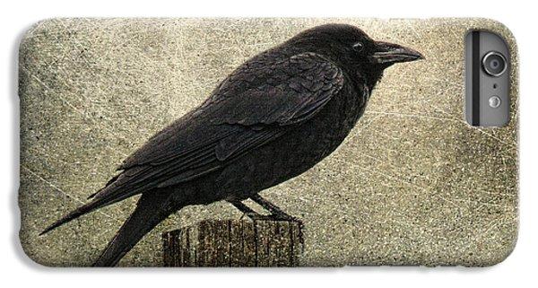 Raven IPhone 7 Plus Case by Elena Nosyreva