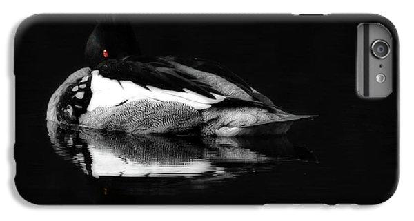 Red Eye IPhone 7 Plus Case by Lori Deiter