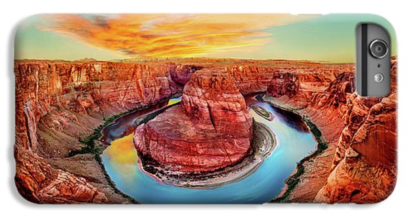 Red Planet IPhone 7 Plus Case by Az Jackson