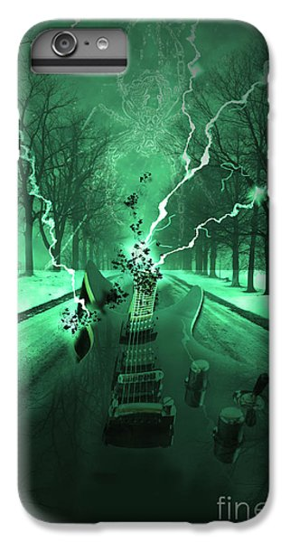 Road Trip Effects  IPhone 7 Plus Case by Cathy  Beharriell