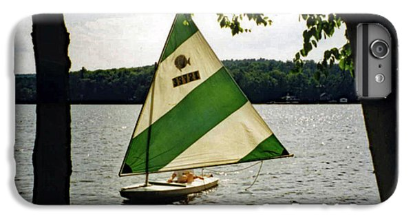 Sailing On Lake Dunmore No. 1 IPhone 7 Plus Case by Sandy Taylor