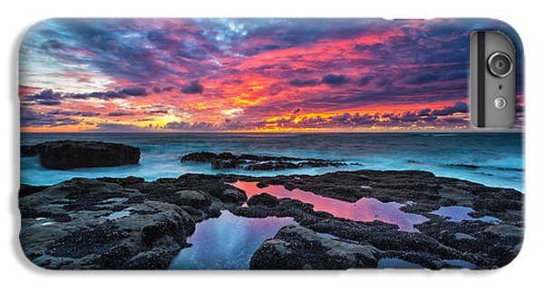 Serene Sunset IPhone 7 Plus Case by Robert Bynum