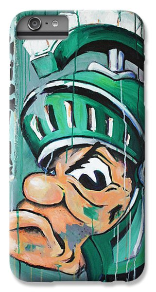 Spartans IPhone 7 Plus Case by Julia Pappas