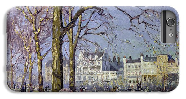 Spring In Hyde Park IPhone 7 Plus Case by Alice Taite Fanner