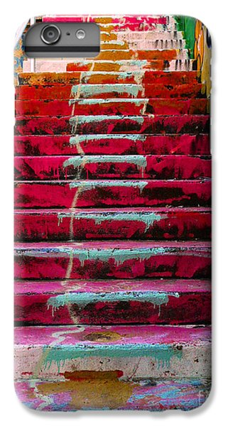 Stairs IPhone 7 Plus Case by Angela Wright