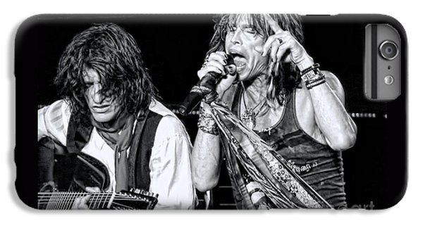 Steven Tyler Croons IPhone 7 Plus Case by Traci Cottingham
