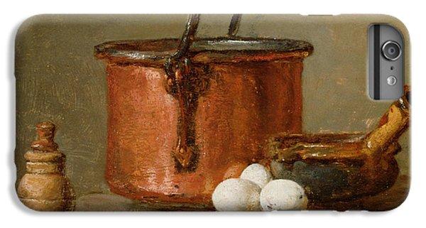 Still Life IPhone 7 Plus Case by Jean-Baptiste Simeon Chardin