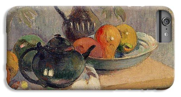 Teiera Brocca E Frutta IPhone 7 Plus Case by Paul Gauguin