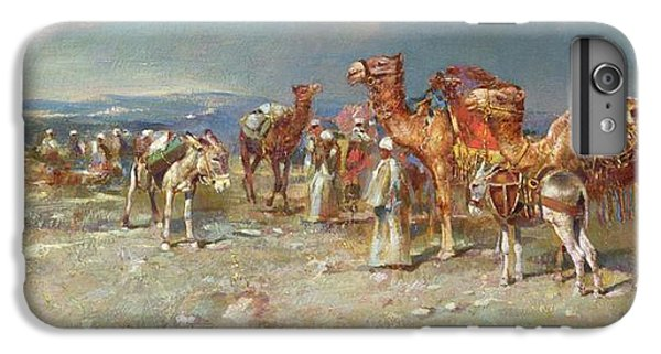 The Arab Caravan   IPhone 7 Plus Case by Italian School