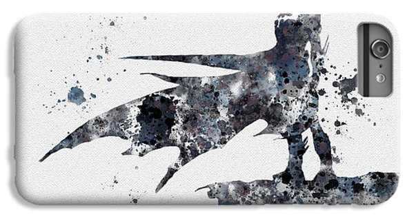 The Bat IPhone 7 Plus Case by Rebecca Jenkins