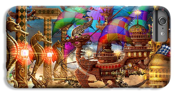 The Fleet Has Arrived IPhone 7 Plus Case by Ciro Marchetti