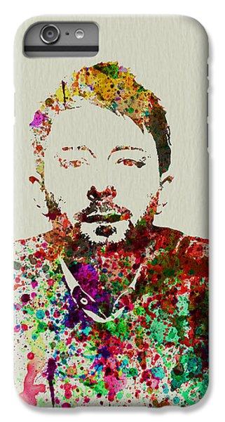 Thom Yorke IPhone 7 Plus Case by Naxart Studio