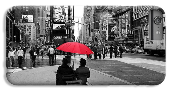 Times Square 5 IPhone 7 Plus Case by Andrew Fare