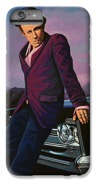 Tom Waits IPhone 7 Plus Case by Paul Meijering