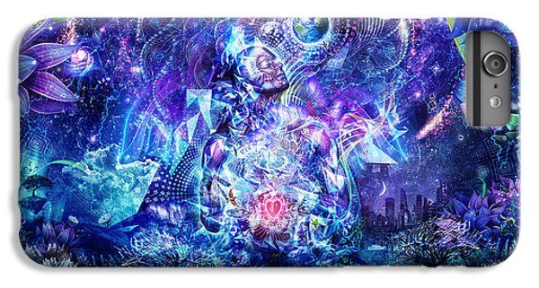 Transcension IPhone 7 Plus Case by Cameron Gray