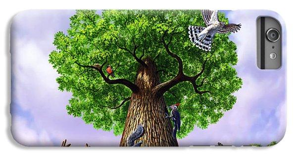 Tree Of Life IPhone 7 Plus Case by Jerry LoFaro