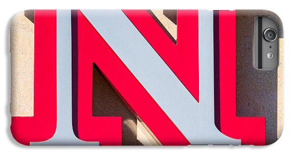 UNL IPhone 7 Plus Case by Jerry Fornarotto