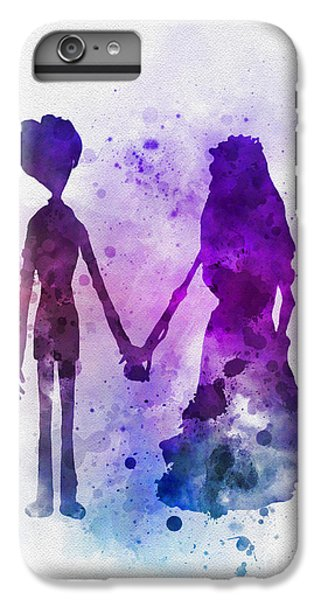 Victor And Emily IPhone 7 Plus Case by Rebecca Jenkins