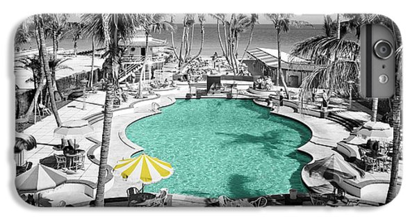 Vintage Miami IPhone 7 Plus Case by Andrew Fare