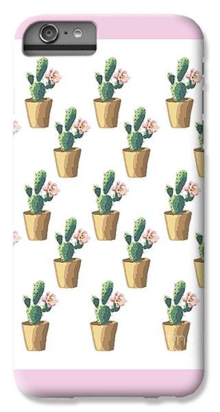 Watercolor Cactus IPhone 7 Plus Case by Roam  Images