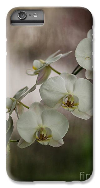 White Of The Evening IPhone 7 Plus Case by Mike Reid