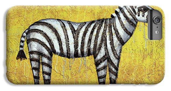 Zebra IPhone 7 Plus Case by Kelly Jade King