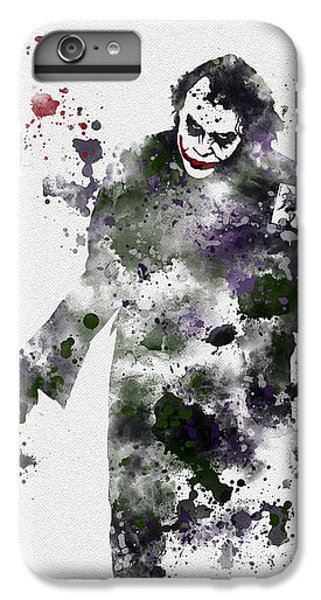 Zero Empathy IPhone 7 Plus Case by Rebecca Jenkins