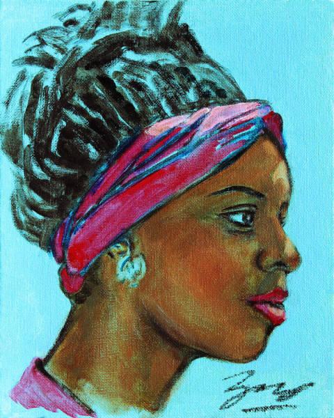 Xueling Zou - African American 5