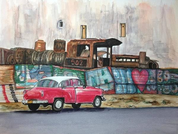 Susan Roberts - Cuban Cityscape