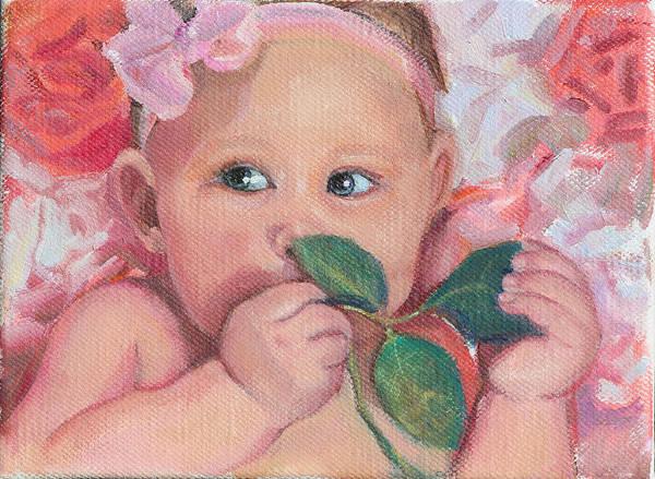 Gwen Carroll - Pink Angel