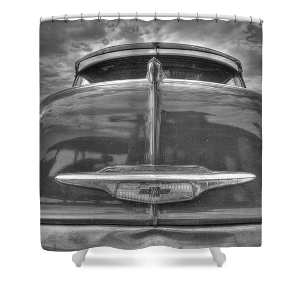 Memories On Wheels Shower Curtain by Tam Ryan