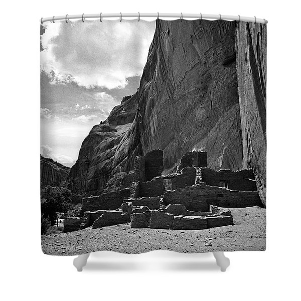 Canyon De Chelly Shower Curtain by Steven Ralser