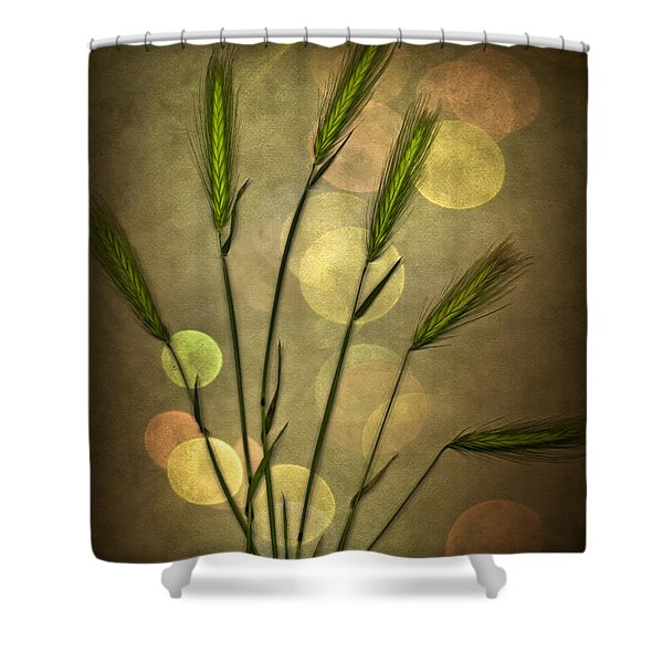 Autumn Party Shower Curtain by Jan Bickerton