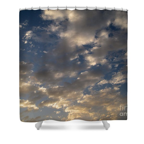 Before The Rain Shower Curtain by Joseph Baril