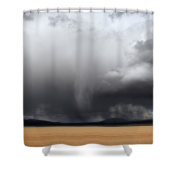 Bolivia 8 Shower Curtain by Vivian Christopher