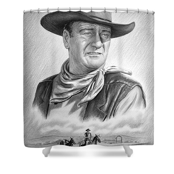 Captured bw version no2 Shower Curtain by Andrew Read