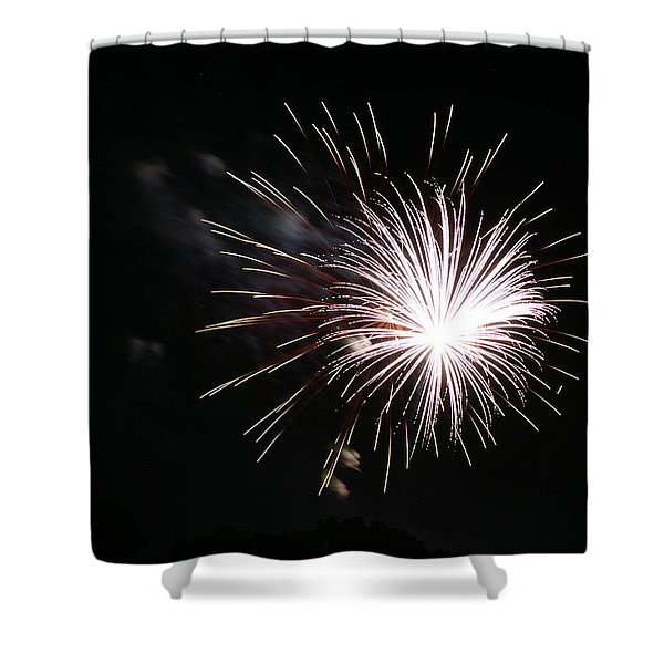 Celebration XXXI Shower Curtain by Pablo Rosales
