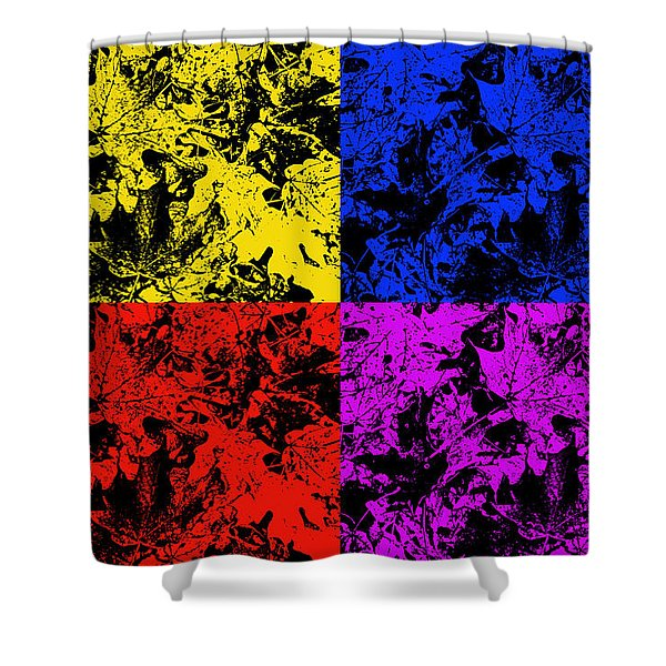 Changing Seasons Shower Curtain by Aimee L Maher Photography and Art
