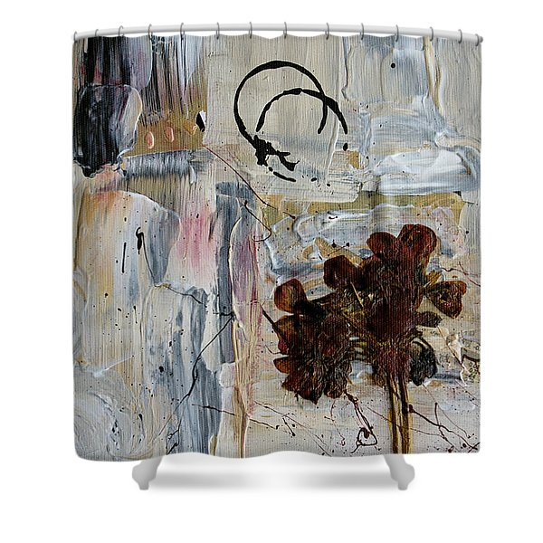 Clafoutis D Emotions - P06at01 Shower Curtain by Variance Collections