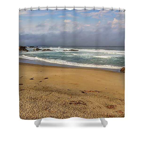 Classic Shower Curtain by Heidi Smith