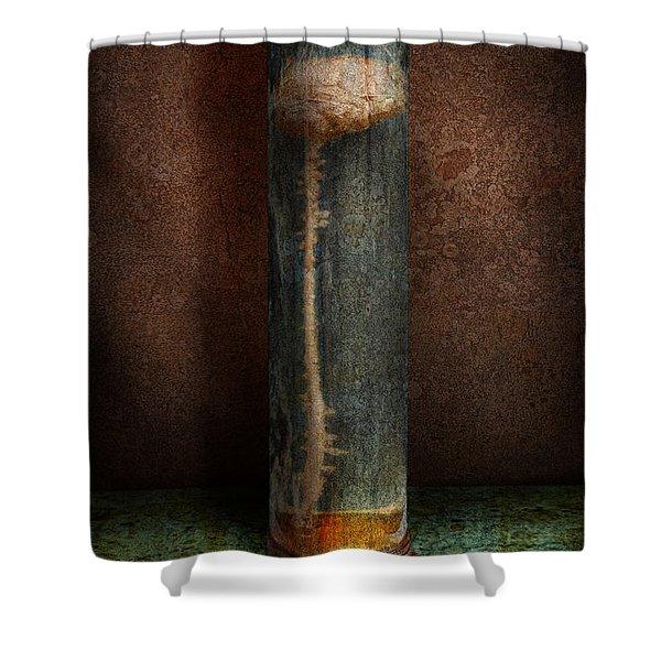 Creepy - Igor get me a brain Shower Curtain by Mike Savad